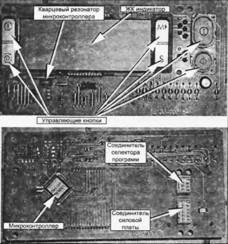 Схема котла hermann